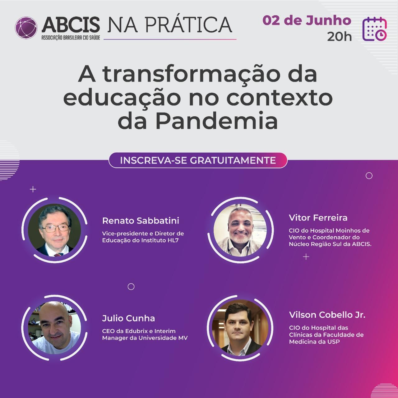 A Transformação da Educação no Contexto da Pandemia