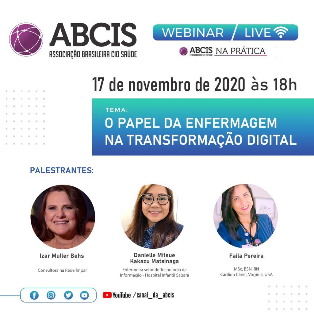 O Papel da Enfermagem na Transformação Digital