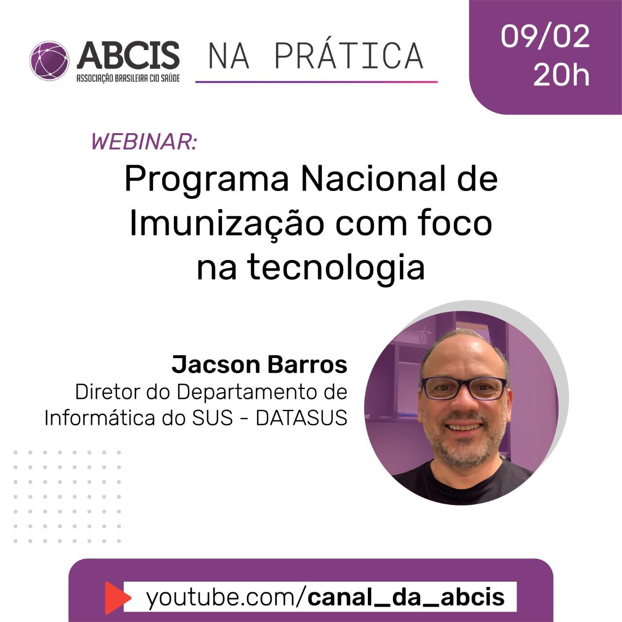 Programa Nacional de Imunização com Foco na Tecnologia