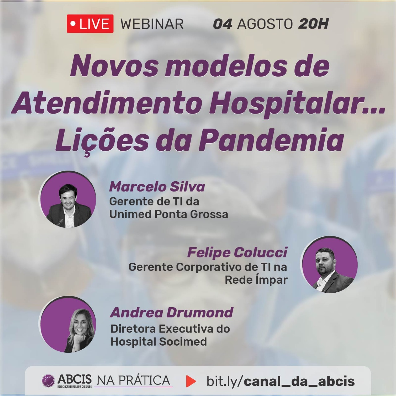 Novos Modelos de Atendimento Hospitalar – Lições da Pandemia
